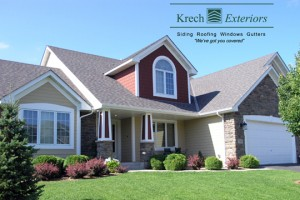 Hardie Plank Krech Exteriors Inver Grove Heights Mn