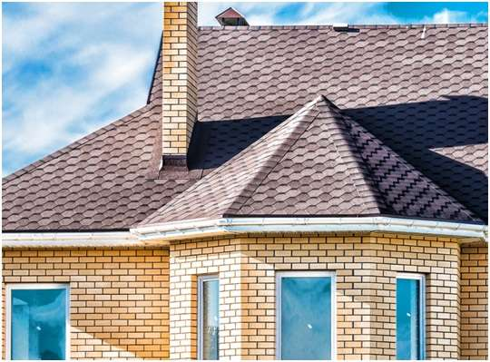 Roofing materials for different types of roofs krech for Types of roofing materials